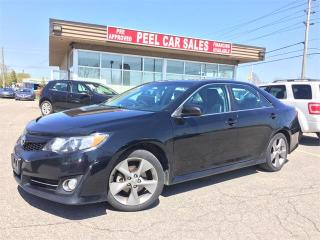 Used 2012 Toyota Camry SE for sale in Mississauga, ON