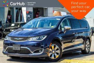 New 2018 Chrysler Pacifica Hybrid Limited|Adv.Tech.,H/K Audio Pkgs|Pano_Sunroof|Keyless_Go for sale in Thornhill, ON