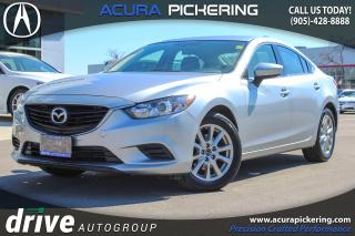 Used 2016 Mazda MAZDA6 GX Clean CarProof Heated Seats Bluetooth for sale in Pickering, ON
