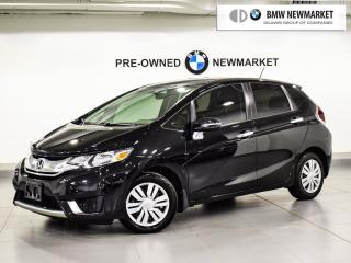 Used 2016 Honda Fit LX CVT for sale in Newmarket, ON