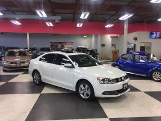 Used 2014 Volkswagen Jetta 1.8 TSI COMFORTLINE AUT0 A/C SUNROOF 115K for sale in North York, ON