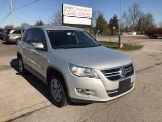 Used 2009 Volkswagen Tiguan Trendline for sale in Komoka, ON