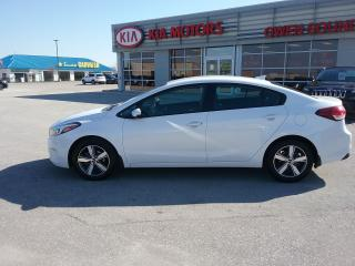 Used 2018 Kia Forte LX+ for sale in Owen Sound, ON