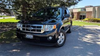 Used 2009 Ford Escape XLT for sale in Mississauga, ON