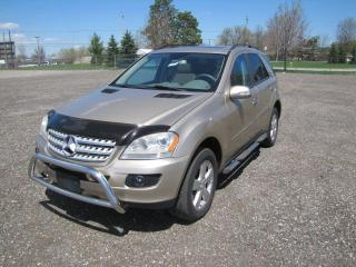 Used 2006 Mercedes-Benz ML500 for sale in London, ON