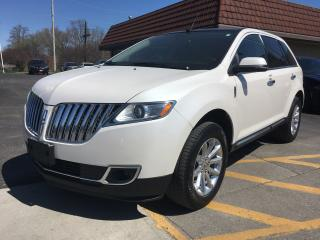 Used 2015 Lincoln MKX for sale in Cobourg, ON