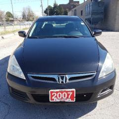 Used 2007 Honda Accord EXL for sale in Richmond Hill, ON