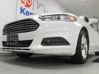 Used 2013 Ford Fusion SE with power drivers seat and keyless entry. Keeping it simple for sale in Edmonton, AB