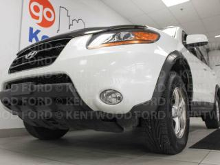 Used 2009 Hyundai Santa Fe GLS 3.3L AWD with a hatch. Hatch a new root in your life with a brand new santa fe for sale in Edmonton, AB