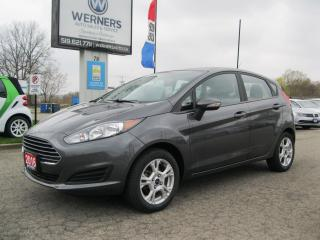 Used 2016 Ford Fiesta for sale in Cambridge, ON