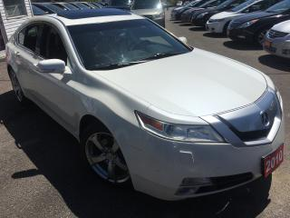 Used 2010 Acura TL LEATHER/SUNROOF/ALLOYS/AWD/HEATED SEATS + MORE!! for sale in Scarborough, ON