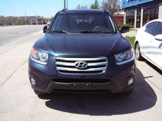 Used 2012 Hyundai Santa Fe GL Premium for sale in Georgetown, ON