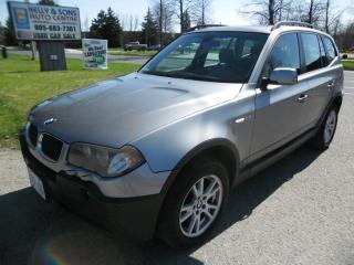 Used 2006 BMW X3 2.5i