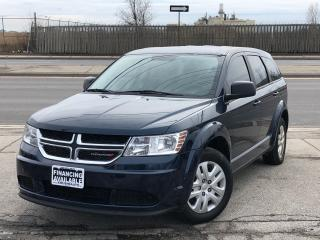 Used 2015 Dodge Journey 7 PASSENGER| FINANCING AVAILABLE| for sale in Mississauga, ON