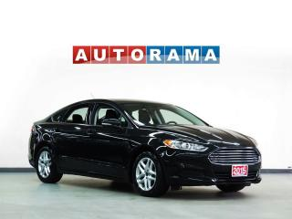Used 2015 Ford Fusion BACKUP CAMERA LEATHER SUNROOF BLUETOOTH for sale in North York, ON