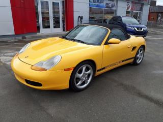 Used 2000 Porsche Boxster *** BAS KILOMÉTRAGE *** for sale in Val-d'Or, QC