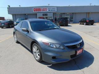 Used 2011 Honda Accord EX for sale in Burlington, ON