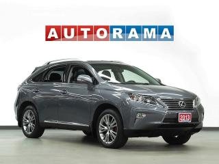 Used 2013 Lexus RX 350 NAVIGATION LEATHER SUNROOF BACKUP CAMERA 4WD for sale in North York, ON