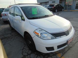Used 2009 Nissan Versa 1.8 SL for sale in Burlington, ON