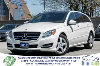 Used 2012 Mercedes-Benz R-Class R 350 BlueTec DIESEL NAVI PanoRoof RearCamera for sale in Scarborough, ON