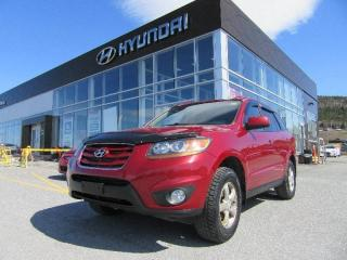Used 2011 Hyundai Santa Fe AWD for sale in Corner Brook, NL