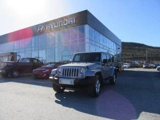 Used 2014 Jeep Wrangler Sahara for sale in Corner Brook, NL