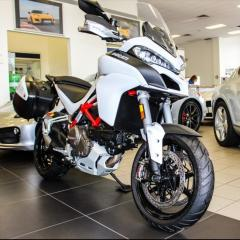 Used 2017 Ducati Multistrada 1200 Touring S for sale in Oakville, ON