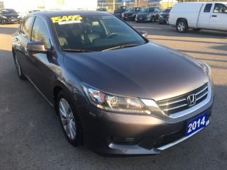 Used 2014 Honda Accord EX-L for sale in St Catharines, ON