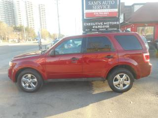 Used 2010 Ford Escape XLT 4WD for sale in Scarborough, ON