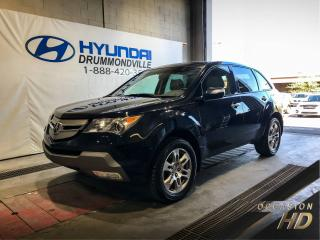 Used 2009 Acura MDX MDX SH-AWD + CUIR + TOIT + MAGS + WOW ! for sale in Drummondville, QC