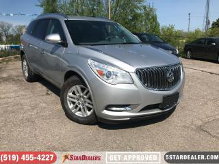 Used 2013 Buick Enclave Convenience | AWD | 7PASS | CAM for sale in London, ON