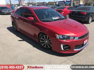 Used 2016 Mitsubishi Lancer SE LTD | ROOF | CAM | BLUETOOTH for sale in London, ON