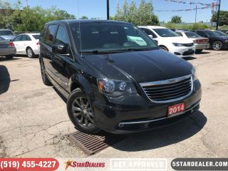 Used 2014 Chrysler Town & Country S | ONE OWNER | DVD | LEATHER | CAM for sale in London, ON