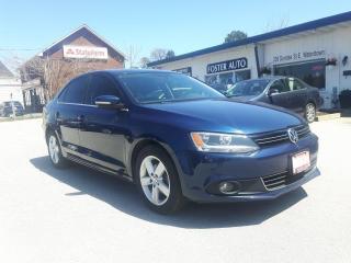 Used 2012 Volkswagen Jetta TDI COMFORTLINE for sale in Waterdown, ON