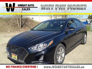 Used 2018 Hyundai Sonata Sport|LEATHER|SUNROOF|BLUETOOTH|17,381 KMS for sale in Cambridge, ON