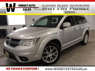 Used 2011 Dodge Journey R/T|LEATHER|HEATED SEATS|BLUETOOTH|109,458 KMS for sale in Cambridge, ON