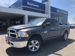 Used 2016 RAM 1500 SLT (140.5'' WB 6'4'' Box) for sale in Barrie, ON