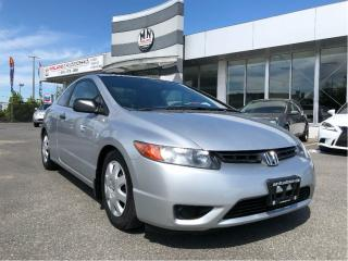 Used 2006 Honda Civic Good on gas, Langley for sale in Langley, BC