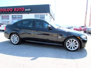 Used 2009 BMW 3 Series 328i xDrive PREMIUM PKG SUNROOF CERTIFIED 2YR WARR for sale in Milton, ON