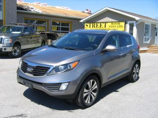 Used 2013 Kia Sportage EX, Power Seat, Heated Seats for sale in Smiths Falls, ON
