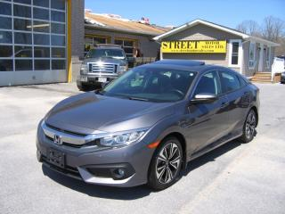 Used 2016 Honda Civic EX Turbo for sale in Smiths Falls, ON
