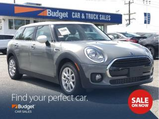 Used 2017 MINI Cooper Clubman Bluetooth, Leather, Panoramic Sunroof for sale in Vancouver, BC