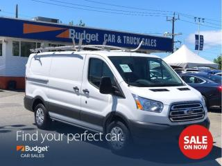 Used 2016 Ford Transit Connect Ladder Rack, Radar Assisted Parking for sale in Vancouver, BC