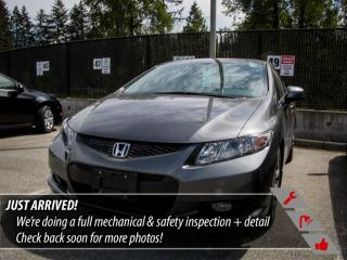 Used 2013 Honda Civic EX-L Navi (A5) for sale in Port Moody, BC
