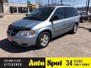 Used 2006 Dodge Caravan SXT/ 1 OWNER/ METICULOUSLY MAINTAINED! for sale in Kitchener, ON