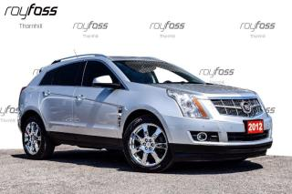 Used 2012 Cadillac SRX Performance 20Whls Roof Tow Pkg for sale in Thornhill, ON