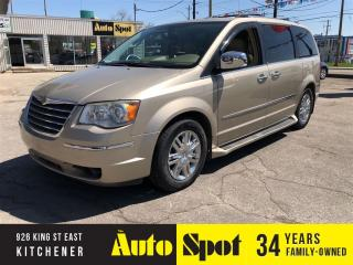 Used 2009 Chrysler Town & Country Limited/LOW, LOW KMS/PRICED -QUICK SALE! for sale in Kitchener, ON