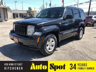 Used 2010 Jeep Liberty Sport/LOW, LOW KMS/PRICED-QUICK SALE! for sale in Kitchener, ON
