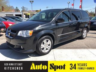 Used 2016 Dodge Grand Caravan Crew Plus/LOW, LOW KMS/PRICED -QUICK SALE for sale in Kitchener, ON