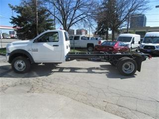 Used 2018 Dodge Ram 5500 REG CAB & CHASSIS 4X4 DIESEL 192.5 WB for sale in Richmond Hill, ON